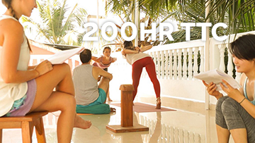 200hr Vinyasa Yoga Teacher Training Course